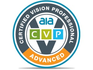 AIA Certified Vision Professional, Advanced Level