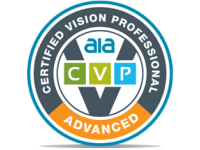 Design assistance from AIA certified vision professional