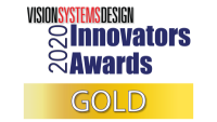 Vision System Design Gold Award