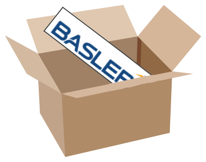Basler Cameras Available Now