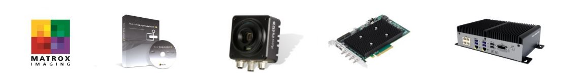 Now distributing Matrox Imaging