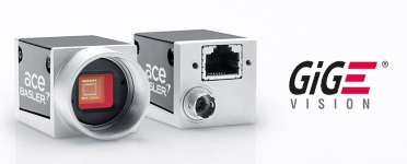 Image shows a Basler Ace U acA2440-20gc